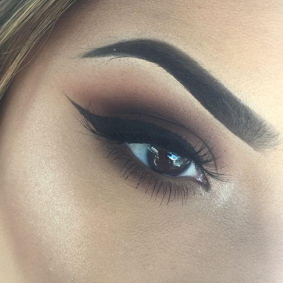 Tumblr, Makeup and Dramatiska ögon on Pinterest