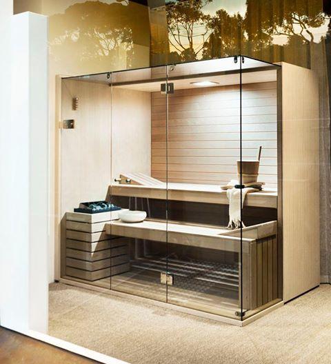 Home Sauna (love) Idea