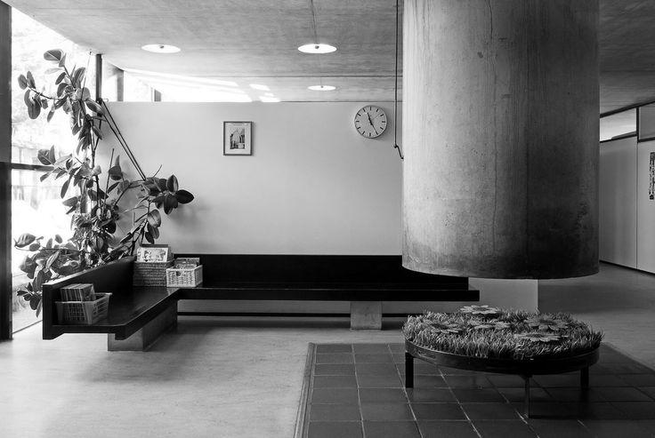 Tapiola Kirkko, Espoo - 1965 (Aarno Ruusuvuori)