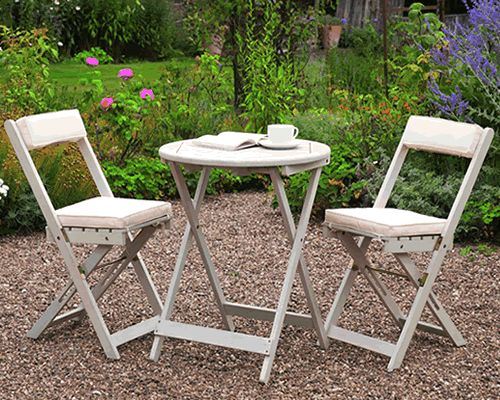 cheap patio furniture sets under 100 pounds just like this lovely little wooden bistro set over