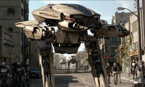 A killer robot from the 2014 remake of Robocop - Some of the world's leading robotics and artificial intelligence pioneers are calling on the United Nations to ban the development and use of killer robots. Tesla's Elon Musk and Alphabet's Mustafa Suleyman are leading a group of 116 specialists from across 26 countries who are calling for the ban on autonomous weapons...