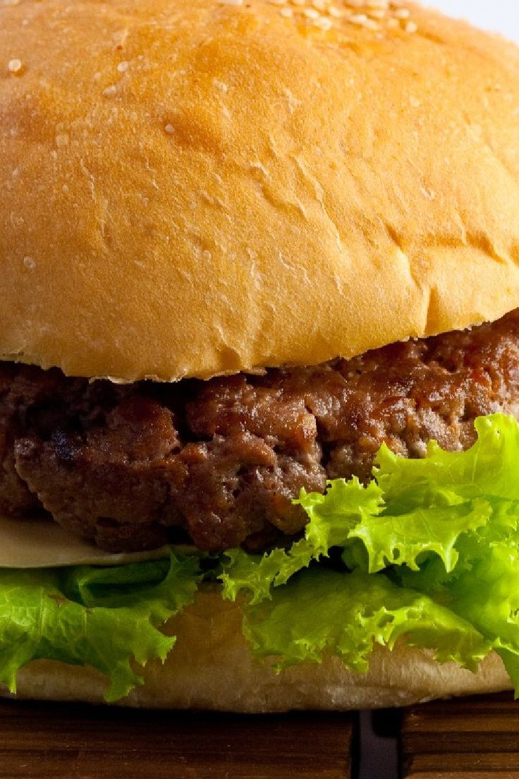 Organic Beef Patties Recipe
