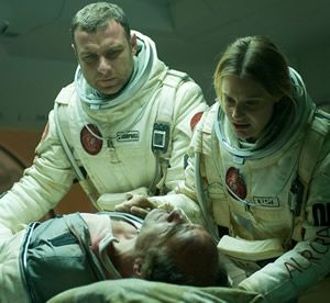 Based on Sydney J Bounds' 1975 short story, The Animators, the film focuses not on landing on Mars, but on the crew's last day of a six-month mission. After six-months, a lot of things have begun to break, including the crew's nerves. And that is what makes this movie special – its examination of the human psyche under pressure. http://blogcritics.org/movie-review-the-last-days-on-mars/