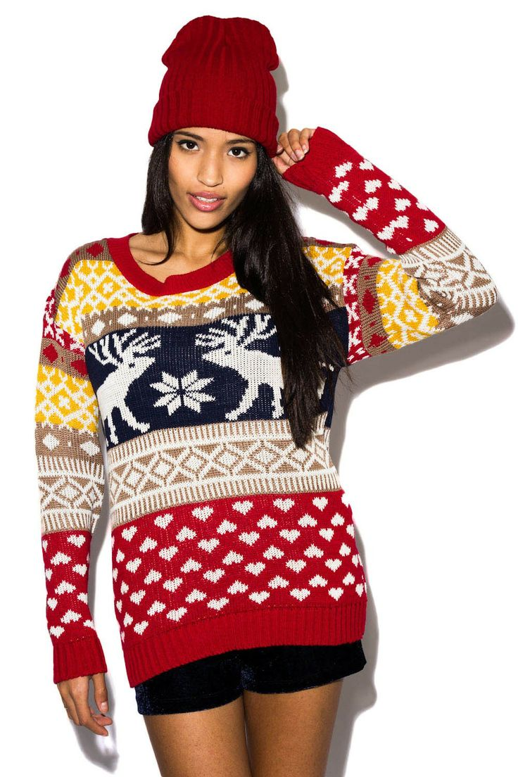 108 best * c h r i s t m a s * images on Pinterest | Knitting ...