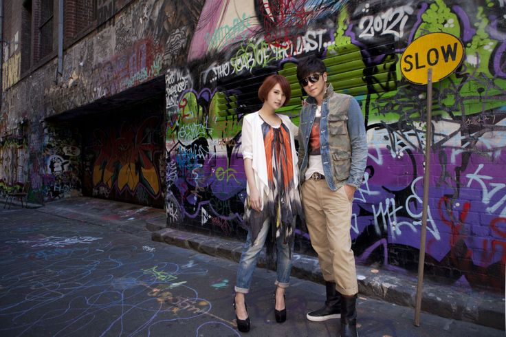 Heartbeat Love - movie Show Luo and Rainie Yang
