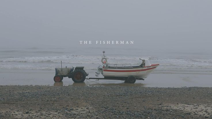 Marty - The Fisherman