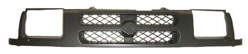 OE Replacement Nissan/Datsun Xterra Grille Assembly (Partslink Number NI1200195). For product info go to:  https://www.caraccessoriesonlinemarket.com/oe-replacement-nissandatsun-xterra-grille-assembly-partslink-number-ni1200195/