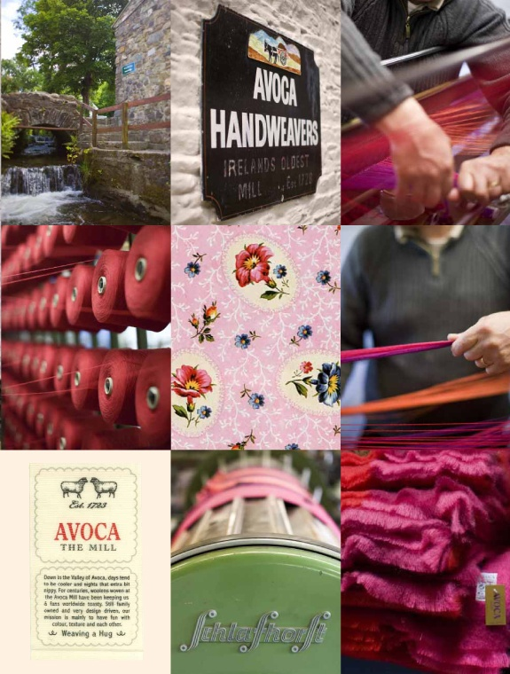Avoca - always worth visiting ireland