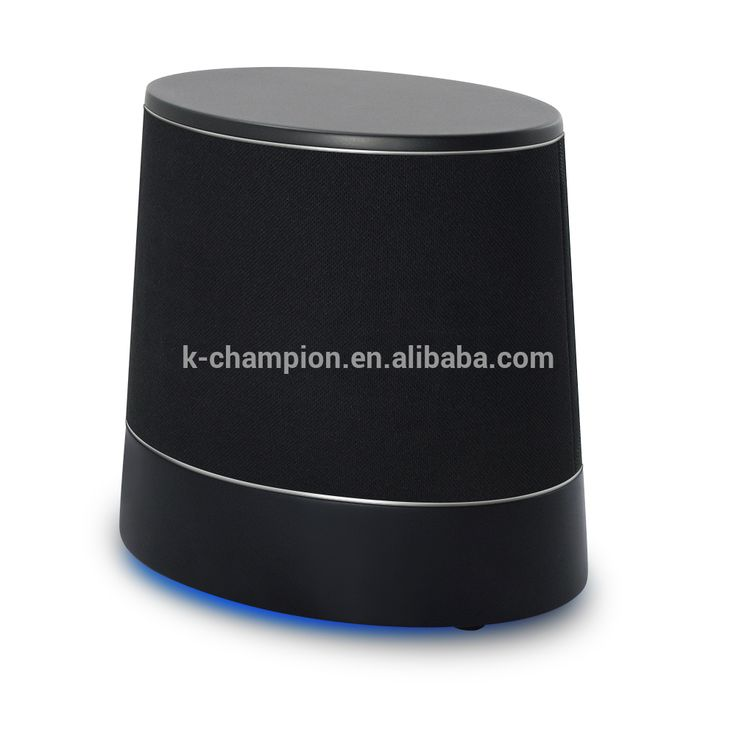 IOS and Andriod APPS control cone shaped multi-room wireless speaker