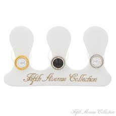 Point of InterestMake your pretty feet the Point of Interest adorned with Fifth Avenue Collection's saucy toe rings studded with shimmering Swarovski crystal.  Set of 3 - £20.50 (can be bought separately) Nickel, lead and cadmium free