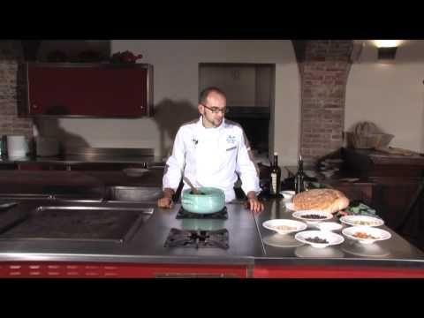 OSTERIE UNITE D'ITALIA: il cinghiale in dolce-forte - YouTube