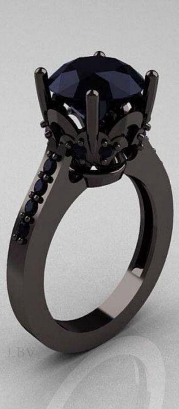 Black Diamond Ring   LBV S14 ♥✤