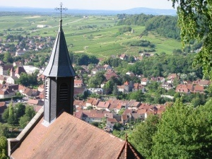 My favourite French Wine Town – Arbois in the Jura