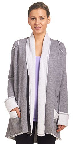 Hard Tail Sherpa Slouchy Cardigan