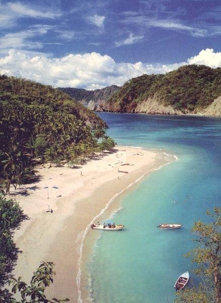 I want to go back!!  Puntarenas, Tortuga Island, Costa Rica