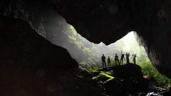 As Cavernas do Parque Estadual Turístico do Alto Ribeira (PETAR) - SP - Trilhas…