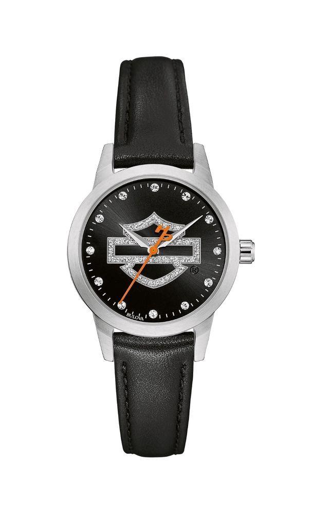Brand New Women's Harley Davidson Watch #76L181 #HarlyDavidson
