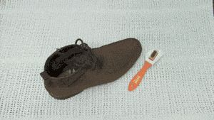 Image titled Clean Suede Shoes Step 2