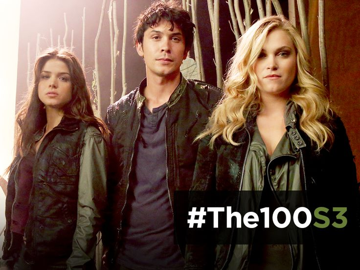 #The100 has been #RENEWED for season 3! Those who survive will be back.