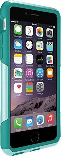 OtterBox COMMUTER SERIES Case for iPhone 6/6s - Frustration Free Packaging - AQUA SKY (AQUA BLUE/LIGHT TEAL)