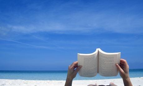 #lectura #libro #vacaciones #desconexión
