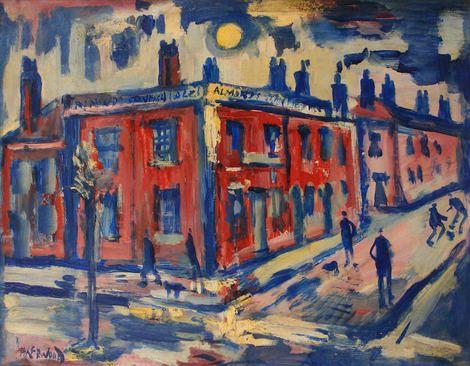 James Lawrence Isherwood, My Blue Heaven on ArtStack #james-lawrence-isherwood #art