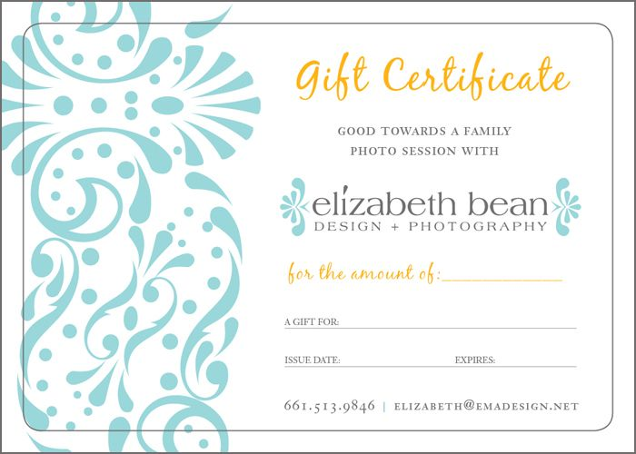 Wording For Gift Vouchers Template Gift Certificate Template Word – Wording for Gift Vouchers Template