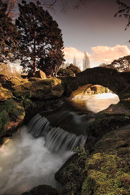 Beddington Park, Sutton, London, UK