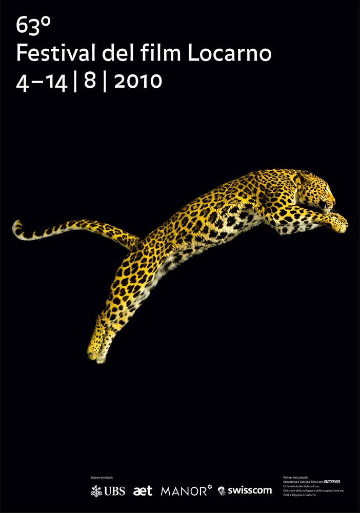 Poster F4 of the 63° Festival del film Locarno