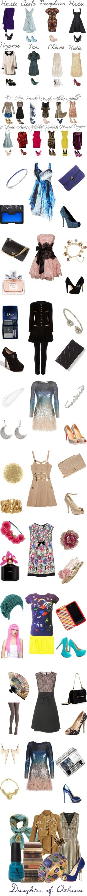 """The Percy Jackson Series"" by johnlockers ❤ liked on Polyvore"
