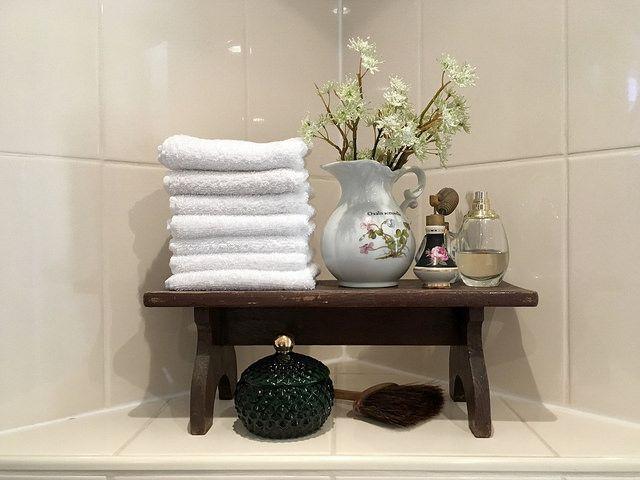 Decoratie voor badkamer