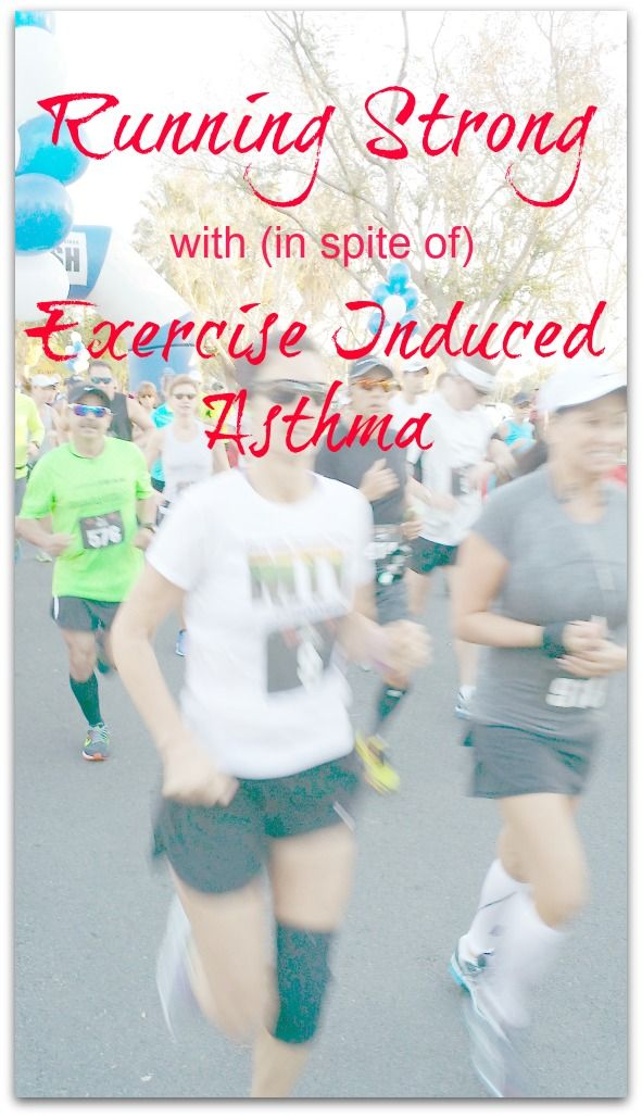 How I managed my asthma symptoms and ran 37 marathons!