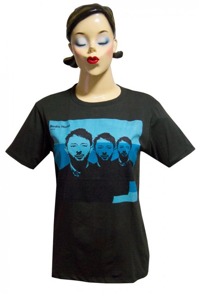 【Radiohead 】レディオヘッド トム・ヨーク Tシャツ(B) - *Union Jack mania*ユニオンジャックマニア*