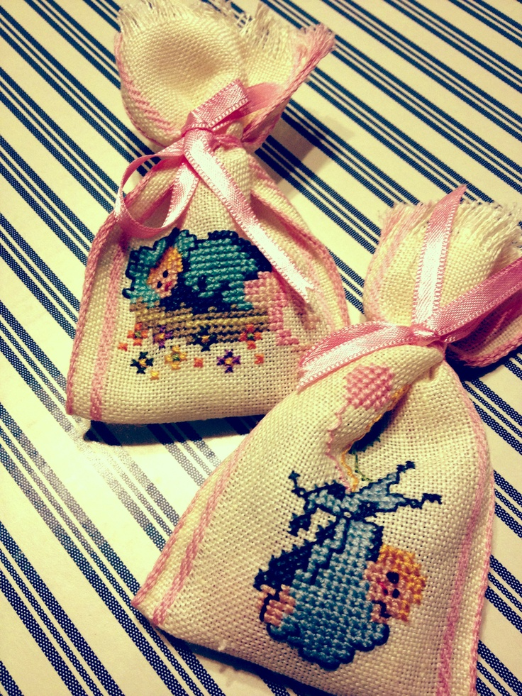 My baby wellcome gift bags.