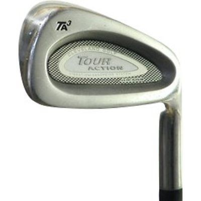 Cleveland Golf Clubs Ta3 3-Pw Iron Set Stiff Steel Value -1.00 inch Standard Lie