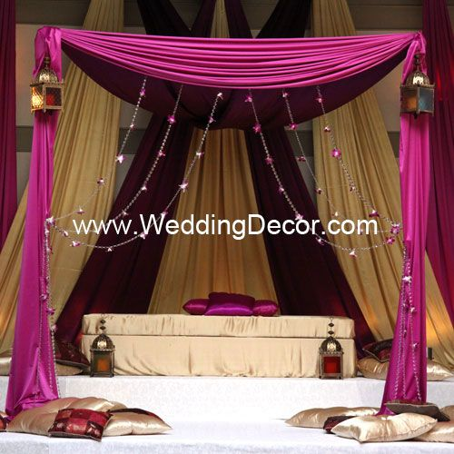 Mehndi Stage Decoration Simple : Wedding decoration ideas planning