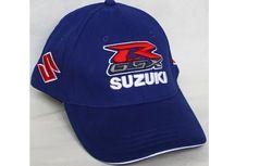 Online Shop 2015 new blue buckle adjustable for suzuki car logo MOTO GP F1 sports car logo baseball cap casual sport golf caps hat|Aliexpress Mobile