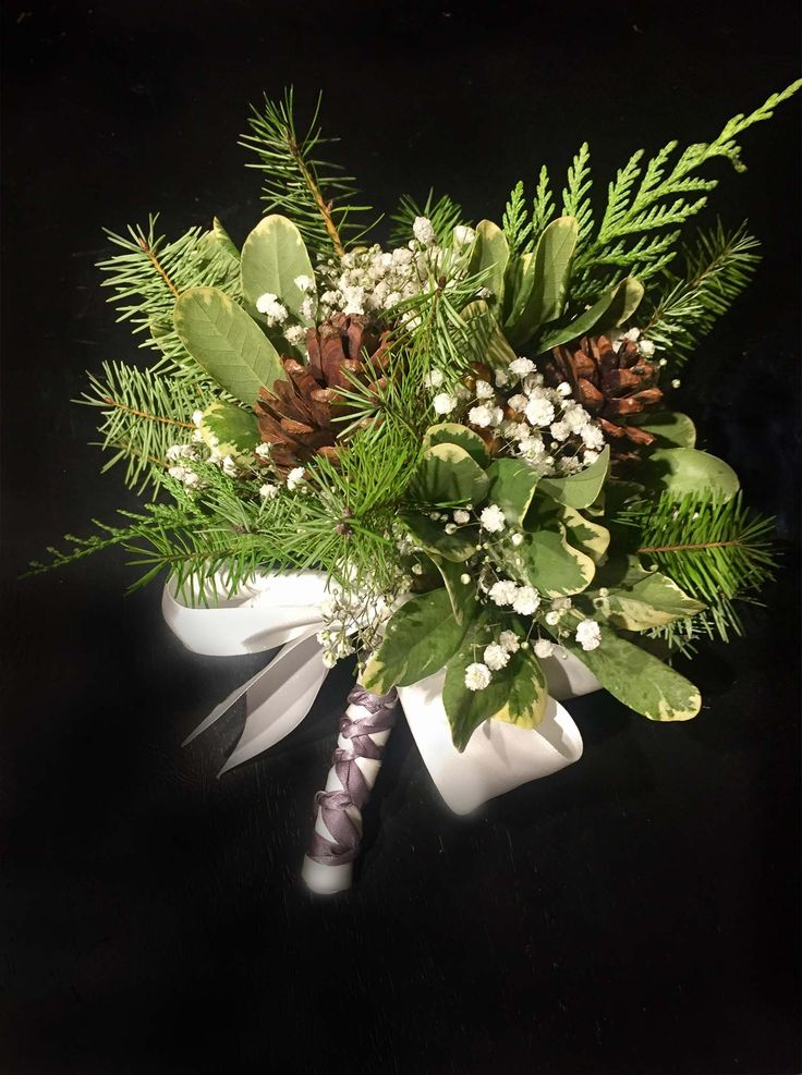 Salish Lodge Wedding Nosegay Bouquet- exactly what the bride wanted- another win!