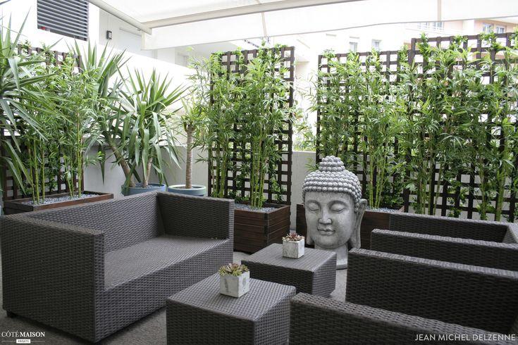 63 best Terrasse images on Pinterest   Balkon ideen, Garten terrasse ...