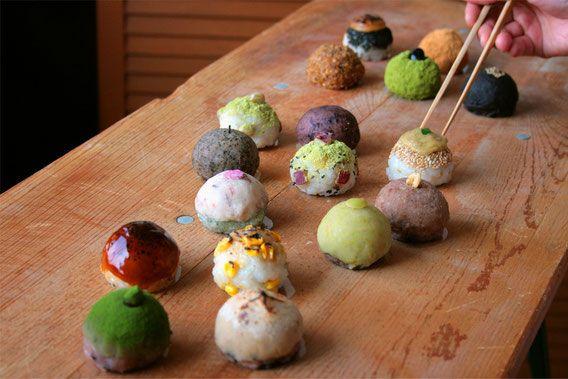 ホーム - 素材の味がするおはぎ 森のおはぎ 大阪にある変わりおはぎの小店
