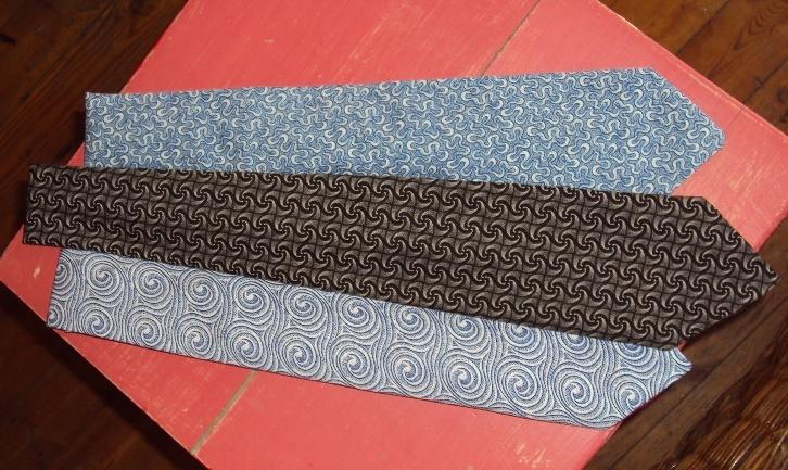 more ties