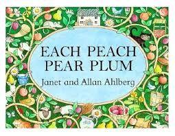 each peach pear plum - Google Search