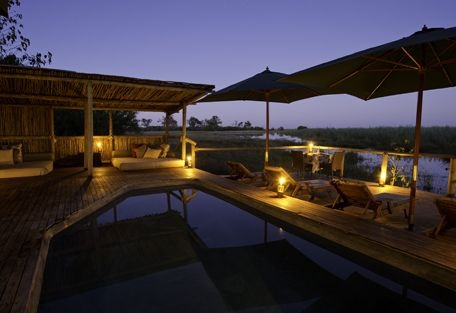 Duma Tau Camp Botswana