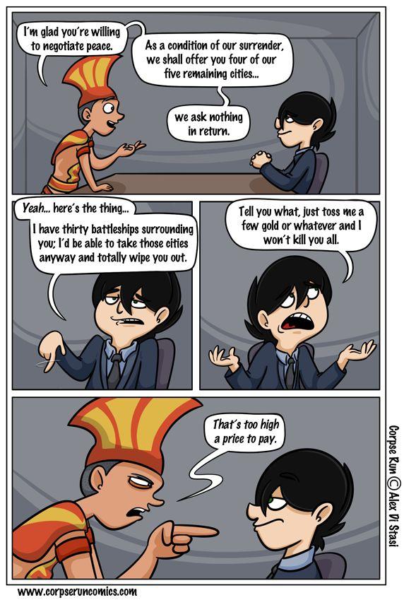 Civ V : Self-preservation | I OWNED Super Mario Brothers 2 ...
