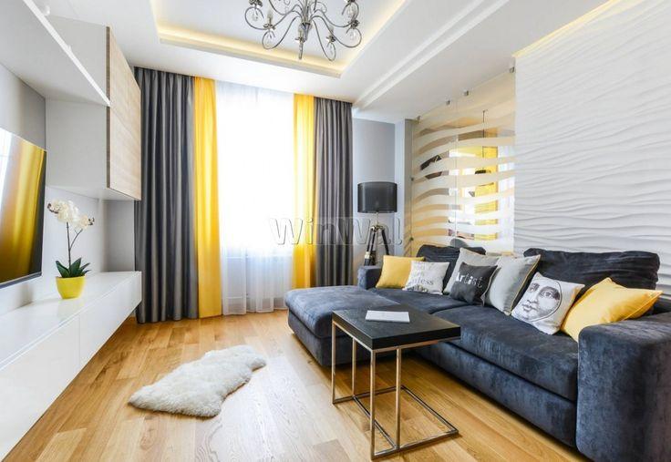 Картинки по запросу серо желтые шторы