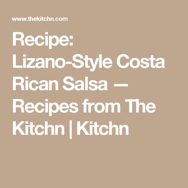 lizano style costa rican salsa recipe lizano style costa lizano style ...