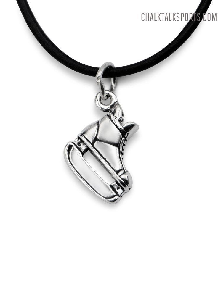 Fine Jewelry Personalized Name & Number Hockey Pendant Necklace H4qlN