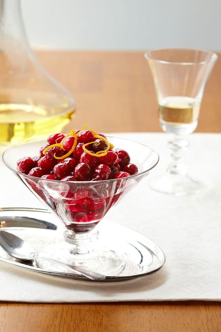 Cake recipes with canned cranberry sauce