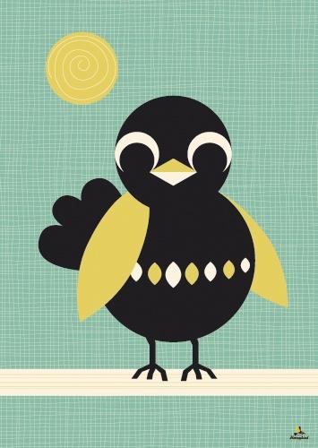 Miss Honeybird - Bird