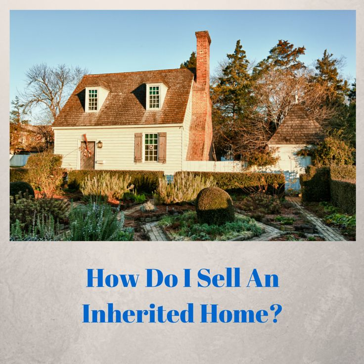 how to sell house interim order